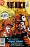 Cover Thumbnail for Sgt. Rock (1977 series) #408 [Newsstand]