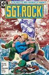 Cover for Sgt. Rock (DC, 1977 series) #412 [Direct Sales]