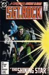 Cover for Sgt. Rock (DC, 1977 series) #414 [Direct Sales]