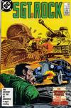 Cover Thumbnail for Sgt. Rock (1977 series) #415 [Direct]