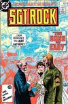 Cover Thumbnail for Sgt. Rock (1977 series) #417 [Direct]