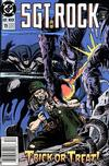 Cover Thumbnail for Sgt. Rock (1991 series) #19 [Newsstand]
