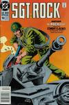 Cover Thumbnail for Sgt. Rock Special (1988 series) #10 [Newsstand]