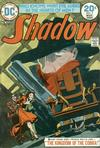 Cover for The Shadow (DC, 1973 series) #3