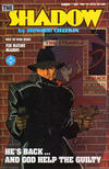 Cover for The Shadow (DC, 1986 series) #1