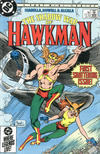 Cover for The Shadow War of Hawkman (DC, 1985 series) #1 [Direct]