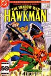 Cover for The Shadow War of Hawkman (DC, 1985 series) #3 [Direct]