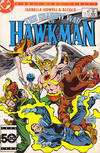 Cover for The Shadow War of Hawkman (DC, 1985 series) #4 [Direct]