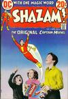 Cover for Shazam! (DC, 1973 series) #2