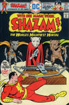 Cover for Shazam! (DC, 1973 series) #21