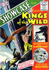 Cover for Showcase (DC, 1956 series) #2