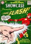 Cover for Showcase (DC, 1956 series) #8
