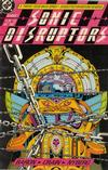 Cover for Sonic Disruptors (DC, 1987 series) #1