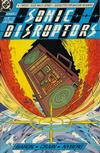 Cover for Sonic Disruptors (DC, 1987 series) #2