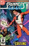 Cover for Spanner's Galaxy (DC, 1984 series) #1 [Direct]