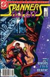 Cover for Spanner's Galaxy (DC, 1984 series) #2 [Newsstand]