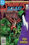 Cover for Spanner's Galaxy (DC, 1984 series) #3 [Newsstand]