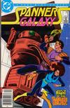 Cover for Spanner's Galaxy (DC, 1984 series) #5 [Newsstand]