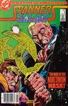 Cover for Spanner's Galaxy (DC, 1984 series) #6 [Newsstand]