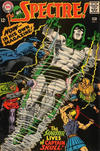 Cover for The Spectre (DC, 1967 series) #1