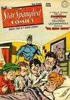 Cover for Star Spangled Comics (DC, 1941 series) #35