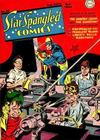 Cover for Star Spangled Comics (DC, 1941 series) #37