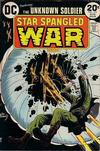 Cover for Star Spangled War Stories (DC, 1952 series) #172