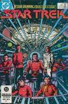 Cover for Star Trek (DC, 1984 series) #1 [Direct]