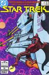 Cover for Star Trek (DC, 1984 series) #2 [Direct]
