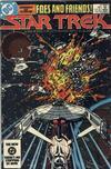 Cover for Star Trek (DC, 1984 series) #3 [Direct]
