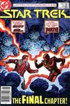 Cover for Star Trek (DC, 1984 series) #4 [Newsstand]