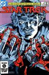 Cover for Star Trek (DC, 1984 series) #5 [Direct]