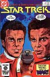 Cover for Star Trek (DC, 1984 series) #6 [Direct]
