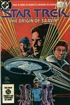 Cover for Star Trek (DC, 1984 series) #7 [Direct]
