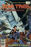 Cover for Star Trek (DC, 1984 series) #8 [Canadian]