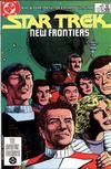 Cover for Star Trek (DC, 1984 series) #9 [Direct]