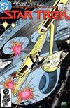 Cover for Star Trek (DC, 1984 series) #12 [Direct]