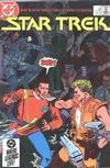 Cover for Star Trek (DC, 1984 series) #13 [Direct]