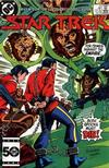 Cover for Star Trek (DC, 1984 series) #14 [Direct]