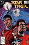 Cover Thumbnail for Star Trek (1984 series) #44 [Direct]