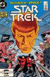 Cover Thumbnail for Star Trek (1984 series) #45 [Direct]