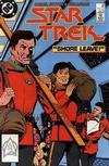 Cover Thumbnail for Star Trek (1984 series) #46 [Direct]