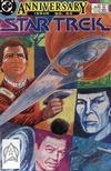 Cover Thumbnail for Star Trek (1984 series) #50 [Direct]