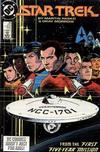 Cover Thumbnail for Star Trek (1984 series) #56 [Direct]