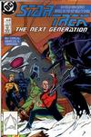 Cover for Star Trek: The Next Generation (DC, 1988 series) #2 [Direct]