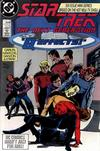 Cover for Star Trek: The Next Generation (DC, 1988 series) #5
