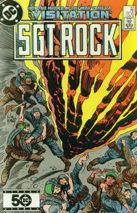 Cover Thumbnail for Sgt. Rock (DC, 1977 series) #401 [Direct]