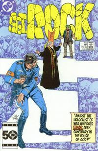 Cover Thumbnail for Sgt. Rock (DC, 1977 series) #403 [Direct]