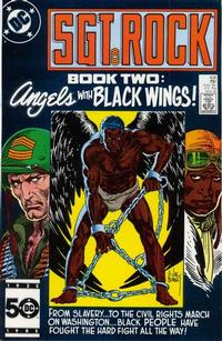 Cover Thumbnail for Sgt. Rock (DC, 1977 series) #406 [Direct]