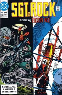 Cover Thumbnail for Sgt. Rock (DC, 1991 series) #17